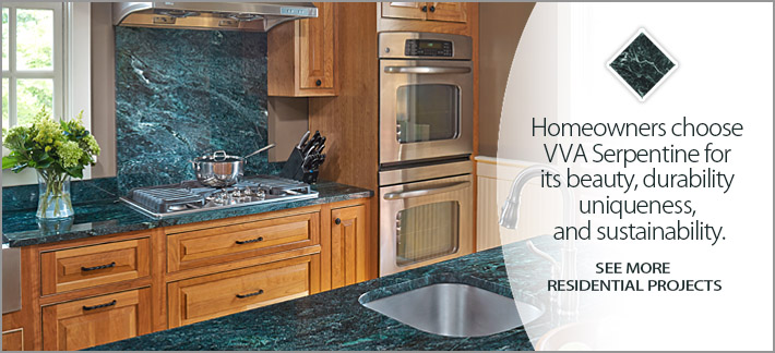 Vermont Verde Antique Serpentine   The Beauty Of Marble, The Durability Of  Granite.